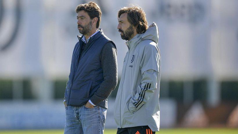 Juventus, Agnelli si sbilancia sul futuro di Andrea Pirlo