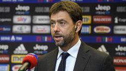 Juventus, il verbale di Andrea Agnelli sul caso Suarez