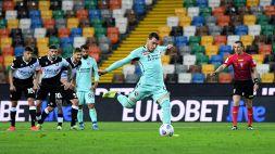 Udinese-Torino 0-1: a Nicola basta Belotti, terzo ko di fila per Gotti