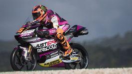 Moto3, Migno in pole a Portimao: Foggia è secondo
