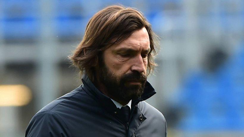 Juventus, Andrea Pirlo vuole la rabbia contro l'Inter campione