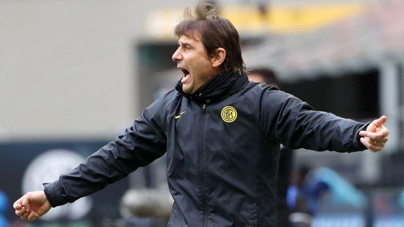 """Conte spinge l'Inter: """"Si inizia a vedere la meta, ma non è fatta"""""""
