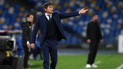 Inter, l'indiscrezione su Conte scatena la polemica