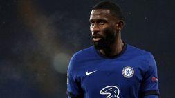 Chelsea: Rudiger allontanato dall'allenamento