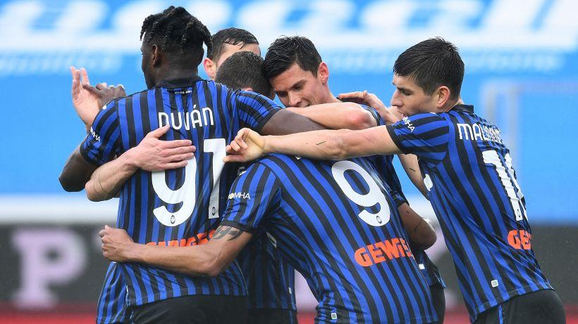 Atalanta a -2 dal secondo posto, il Napoli doma il Crotone