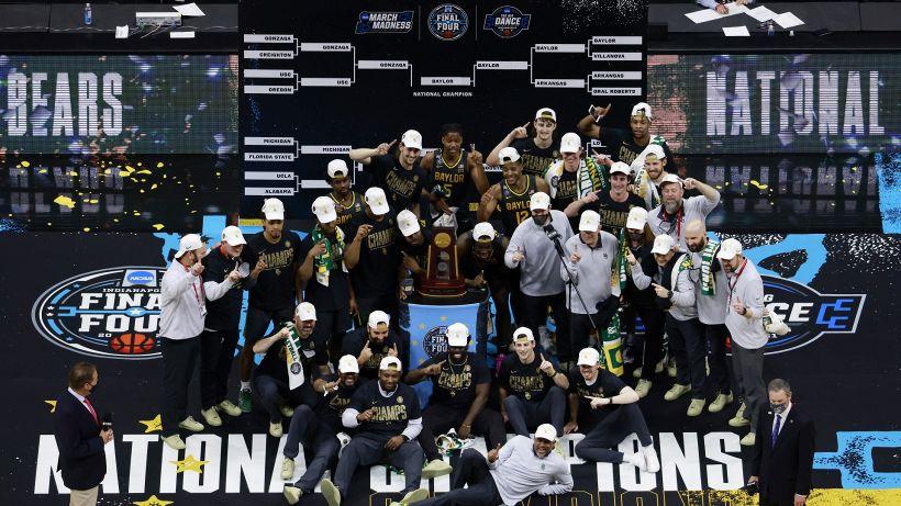 Finale NCAA: primo titolo per Baylor