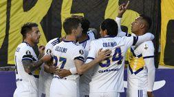 Copa Libertadores: Boca e Palmeiras vincono all'esordio