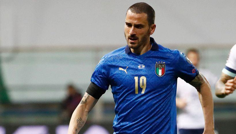 Bufera su Leo Bonucci, il capitano azzurro sotto accusa