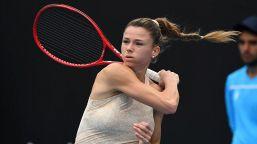 Tennis, Camila Giorgi all'Emilia-Romagna Open