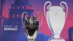Champions League, ufficiali date e orari delle semifinali