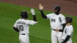 MLB: White Sox travolgenti, Dodgers sempre più in crisi