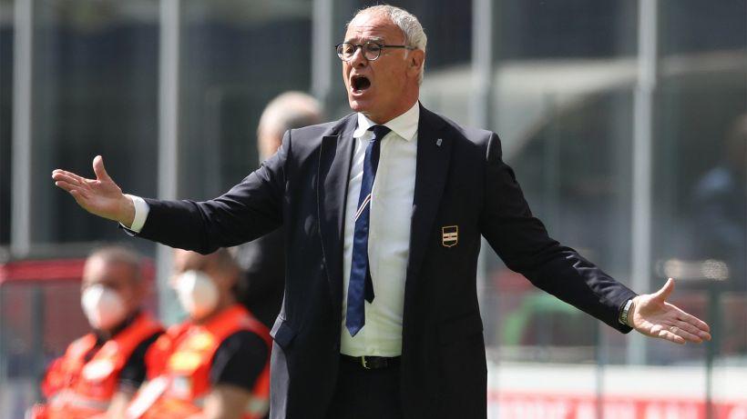Serie A, Sampdoria-Napoli: i convocati di Claudio Ranieri