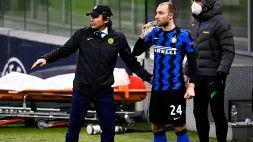 Inter-Verona, le formazioni ufficiali