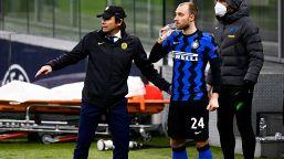 Inter, Conte si gode Eriksen: ecco come lo ha rivitalizzato