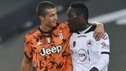 """Il racconto di Gyasi: """"Ronaldo si è ricordato di me, ero scioccato"""""""