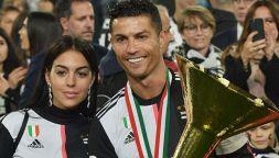 All'ascesa di Georgina si aggiunge novità,gioia Cristiano Ronaldo