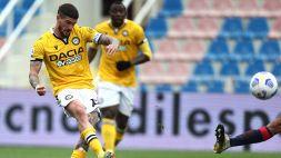 Crotone-Udinese 1-2: fa tutto De Paul, le pagelle