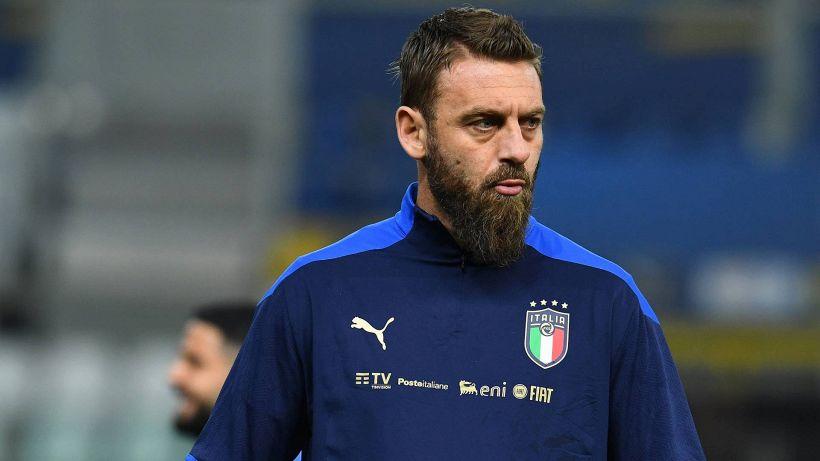 Calcio: preoccupazione per Daniele De Rossi, ricoverato per Covid