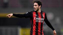 Serie A, Milan-Sassuolo: i convocati di Pioli