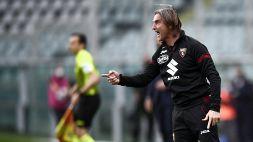 Serie A, Udinese-Torino: i convocati di Davide Nicola