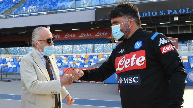 Napoli tra Champions e futuro: la decisione di Rino Gattuso