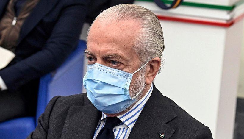 Napoli, appello a De Laurentiis: Faccia il pazzo, è uno scandalo