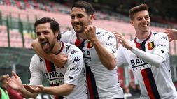 Serie A, Genoa-Spezia: le probabili formazioni