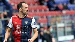 Serie A, Cagliari: i ricordi di Diego Godin