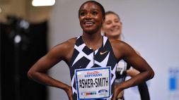 """Atletica, Asher-Smith: """"Favorita a Tokyo? Non sento pressione"""""""