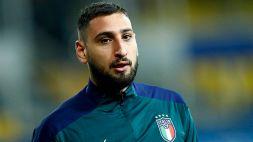 Mercato Milan: novità sul futuro di Gianluigi Donnarumma