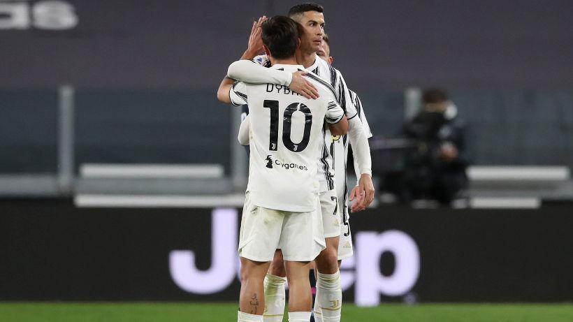 Mercato Juventus: tempo di scelte per Cristiano Ronaldo e Dybala