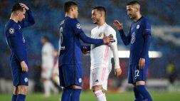 Real Madrid, un tiro in porta contro il Chelsea: non accadeva dal 2019