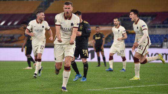 Europa League: basta l'1-1 con l'Ajax, Roma in semifinale