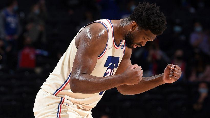 NBA: Embiid batte i Clippers, Nets ok con i big