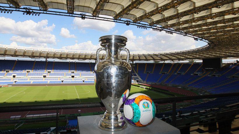 Euro 2020: il 25% di tifosi allo stadio Olimpico di Roma