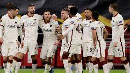 Europa League, Ajax-Roma 1-2: le foto