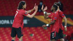 Europa League: Manchester United-Roma 6-2, le foto