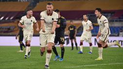 Europa League: Roma-Ajax 1-1, le foto