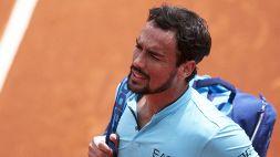 ATP Montecarlo, il programma di martedì: otto gli italiani in campo