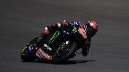 GP Portogallo: Quartararo trionfa davanti a Bagnaia, cade Valentino Rossi