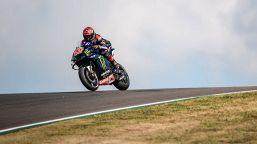 MotoGp, super Quartararo.Rossi e Marquez fuori dalla Q2