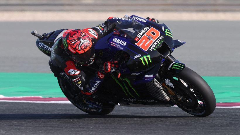 MotoGp, Doha: sorpresa Quartararo, delusione Ducati e Rossi