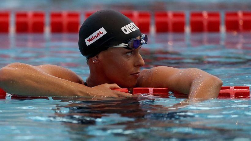 Nuoto, Federica Pellegrini ha annunciato la data del ritiro