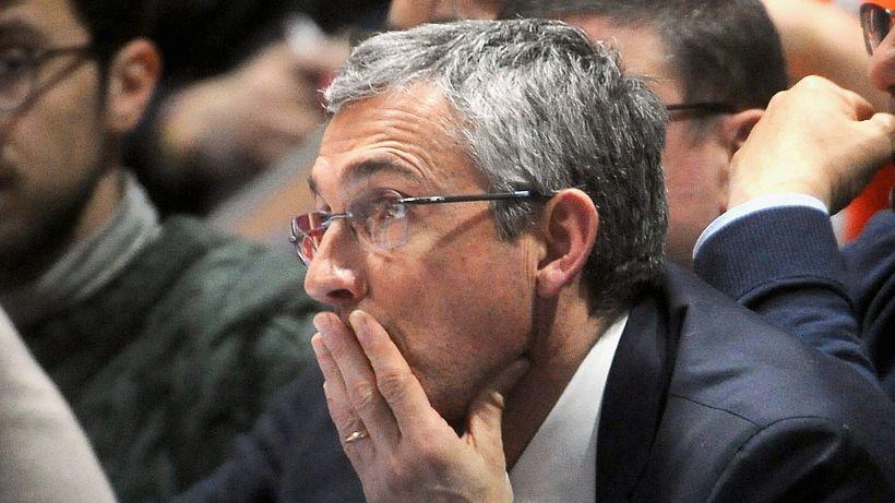 Brindisi sconfitta, Marino rimprovera la squadra