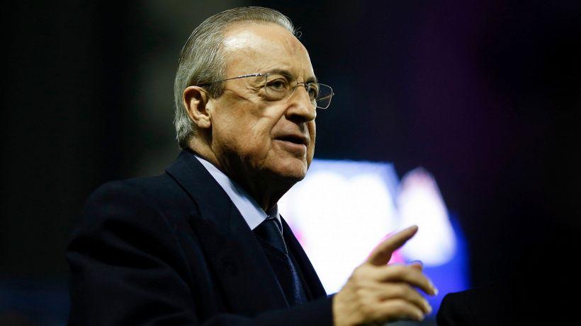 Real Madrid: Florentino Perez rieletto presidente