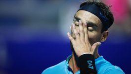 Atp Marbella: Fognini eliminato in due set da Munar