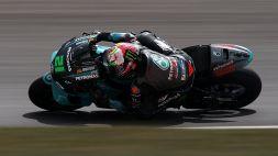 MotoGP, Morbidelli spera in un sabato migliore