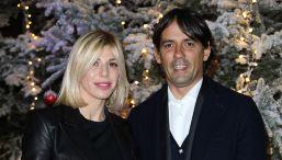 """Simone Inzaghi, la moglie Gaia rompe il silenzio:""""Siamo positivi"""""""