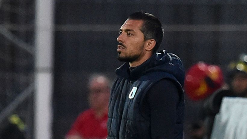 Esonerato Vivarini, l'Entella si affida a Volpe