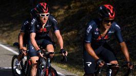 Ineos-Grenadiers, al Tour de France tutti per Geraint Thomas
